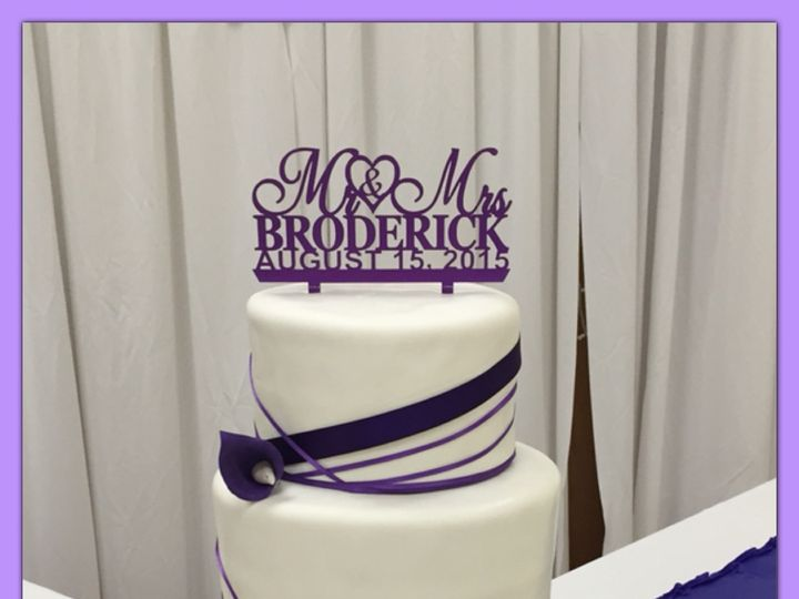 Tmx 1466794153635 Image Lincoln, Nebraska wedding cake