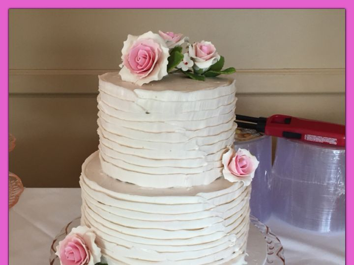 Tmx 1466794194512 Image Lincoln, Nebraska wedding cake