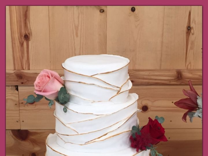 Tmx 1466794239175 Image Lincoln, Nebraska wedding cake