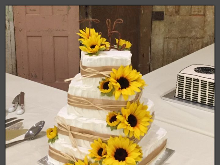 Tmx 1466794292294 Image Lincoln, Nebraska wedding cake