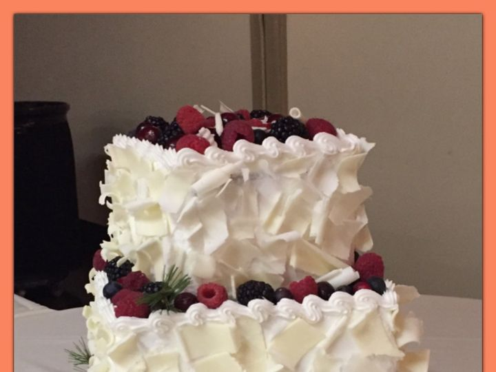 Tmx 1466794411407 Image Lincoln, Nebraska wedding cake