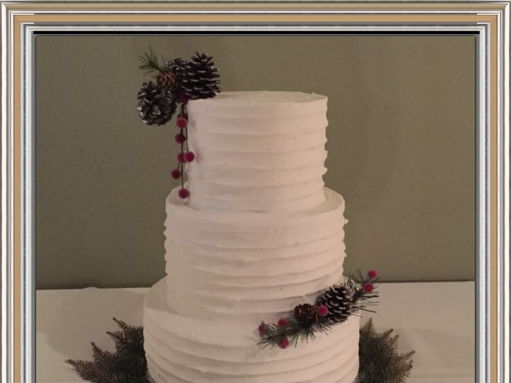 Tmx 1466794420925 Image Lincoln, Nebraska wedding cake