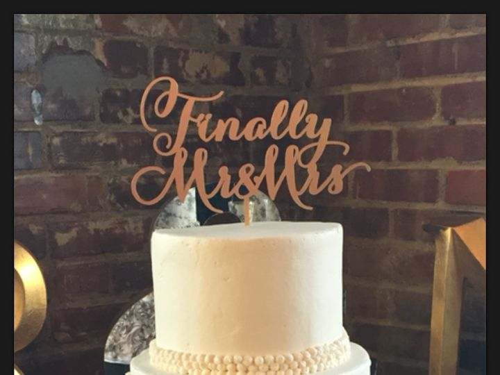 Tmx 1466794446916 Image Lincoln, Nebraska wedding cake