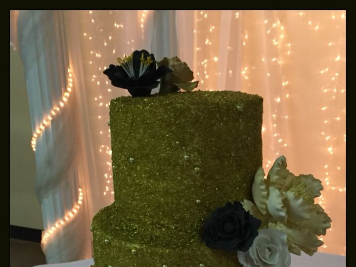 Tmx 1466794482377 Image Lincoln, Nebraska wedding cake