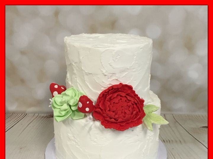 Tmx 1466794555023 Image Lincoln, Nebraska wedding cake