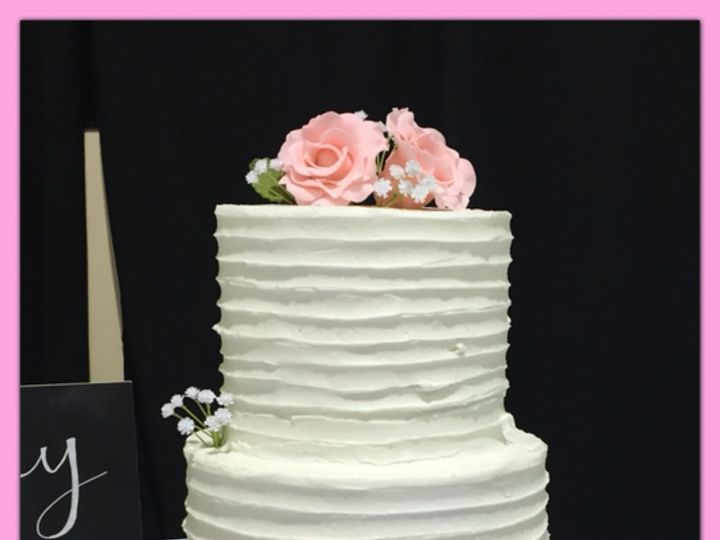 Tmx 1466794645017 Image Lincoln, Nebraska wedding cake