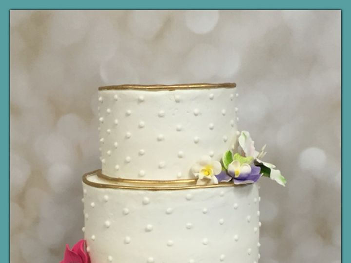 Tmx 1466794656630 Image Lincoln, Nebraska wedding cake