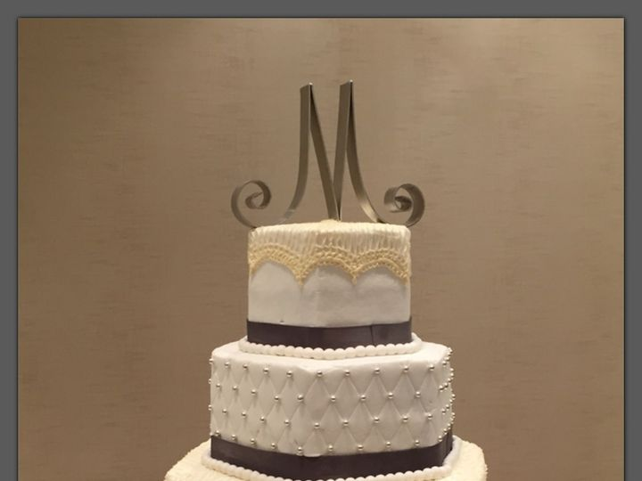 Tmx 1466794666710 Image Lincoln, Nebraska wedding cake