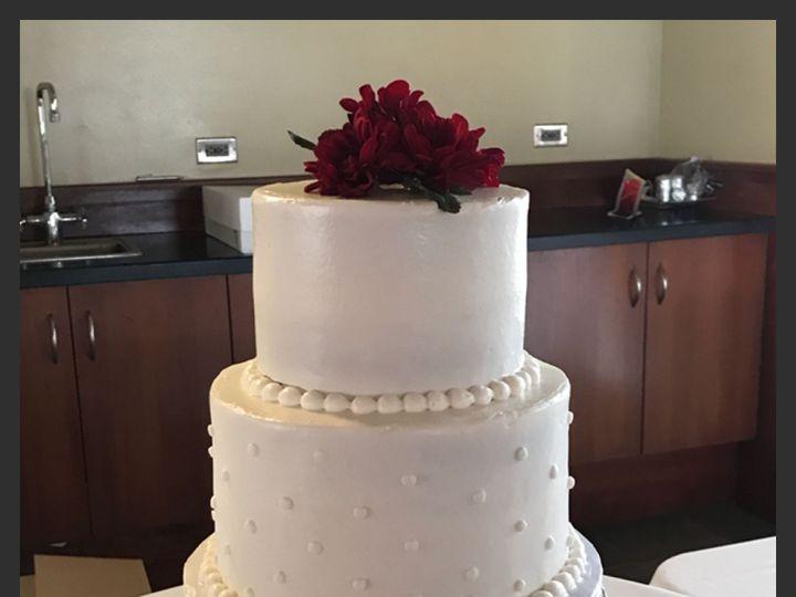 Tmx 1526862547 C4f363a0c044a072 1526862544 6e8ab3693116dc73 1526862527822 3 5C8537F0 5828 47E9 Lincoln, Nebraska wedding cake