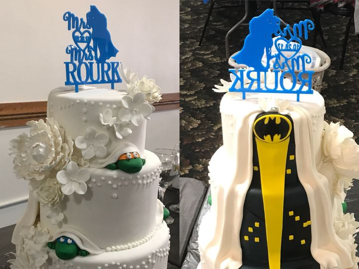 Tmx 1526862548 6d20c53befc12ff7 1526862544 C6a84a496e8947cc 1526862527858 10 B90EF79B ECAA 48B Lincoln, Nebraska wedding cake