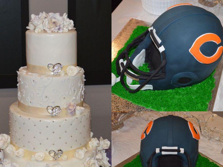 Tmx 1526862548 99a7c1d8a67d1918 1526862544 94244988f2aa3680 1526862527856 9 EFDBF190 3EAC 463F Lincoln, Nebraska wedding cake