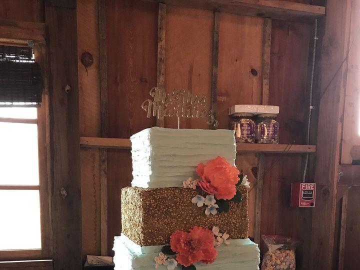 Tmx 1526862559 8719f697f49ed93e 1526862555 454532bdd306dd78 1526862527875 19 337D4C23 AEF1 458 Lincoln, Nebraska wedding cake