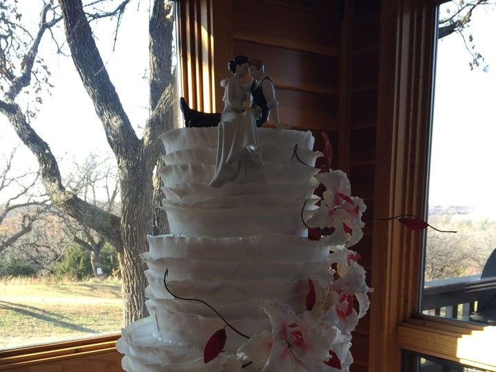 Tmx 1526862660 58163def868edad7 1466794359304 Image Lincoln, Nebraska wedding cake