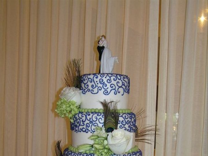 Tmx 1296590844081 P7237275 Cary wedding cake