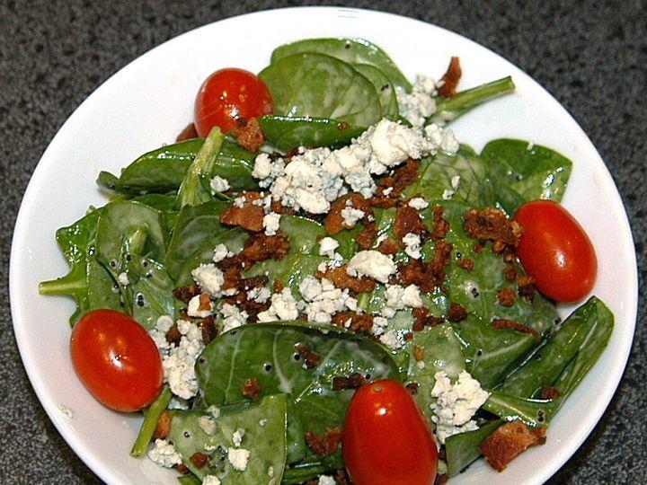 Tmx 1421853261023 Spinach Salad Dallas, TX wedding catering