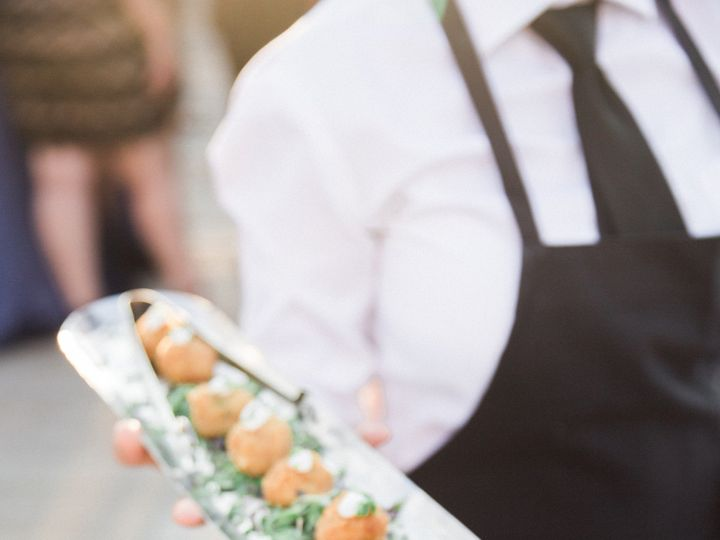 Tmx New Potato Cake Passed Amy Eric Wedding 0502 Allentsaiphoto Allen Tsai 51 653353 158688448873708 Dallas, TX wedding catering