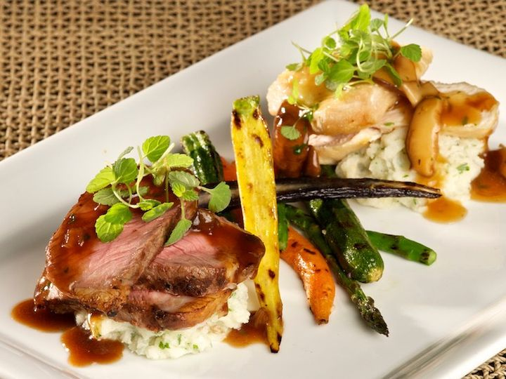 Tmx Wild Mushroom Chicken Marsala And Grilled New York Strip Grilled Baby Vegetables And Gorganzola Mashed Potatoes 51 653353 158688443493145 Dallas, TX wedding catering