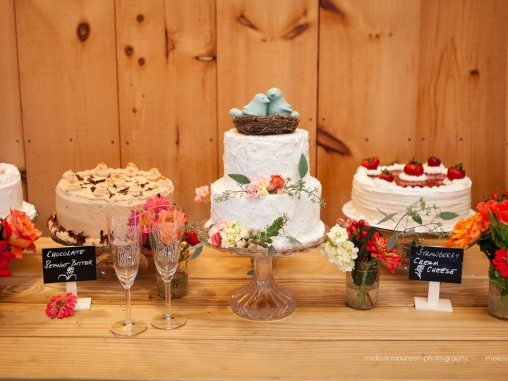 Tmx 1529362050 6a0bbf512076d2f9 1529362049 648531d3965231a2 1529362064743 1 7.3.15cakes3 2 Asheville, North Carolina wedding cake