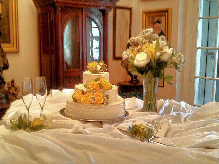 Tmx 1529362166 1c8f8446aad8e607 1529362165 F05482fe61434ce2 1529362182714 3 Amanda Lake Lure W Asheville, North Carolina wedding cake