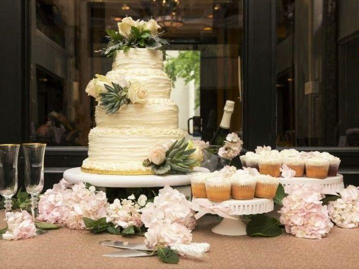 Tmx 1529428536 85a67ca98e6d9e32 1529428535 04d407d4384bd3a5 1529428555425 8 Cake And Succulent Asheville, North Carolina wedding cake