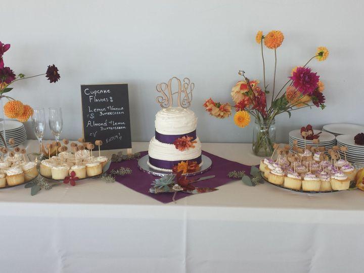 Tmx 1529428823 B1118fd4f01cf1e8 1529428821 D0d9430a4874007d 1529428837772 12 20151017 160659 Asheville, North Carolina wedding cake
