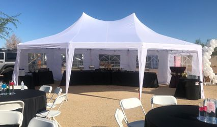 AZ Party and Wedding Event Rentals 2