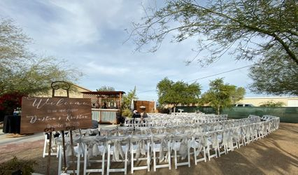 AZ Party and Wedding Event Rentals 1