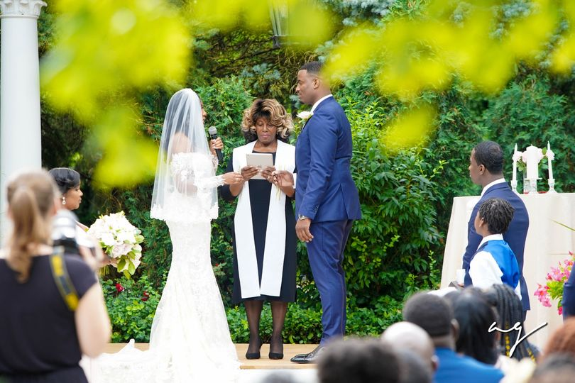 Wright-Williams Wedding