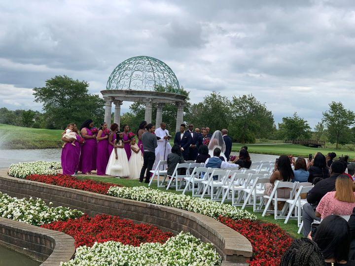 McReynolds-Arnold Wedding