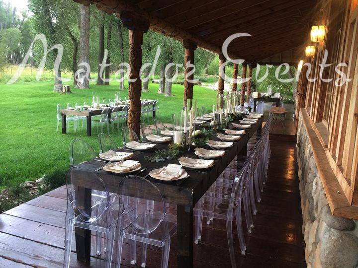 farm table ghost chair matadorevents