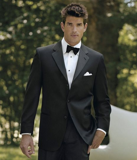 Formally Modern Tuxedo - Dress & Attire - Chicago, IL - WeddingWire