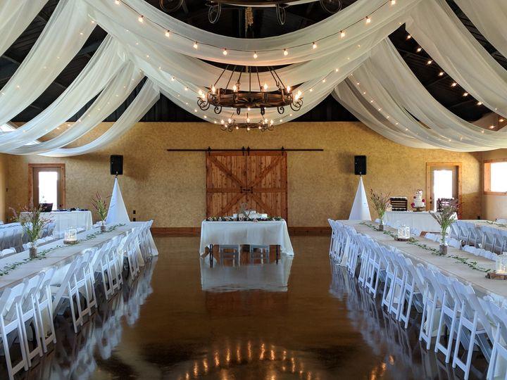 Sheer white ceiling design