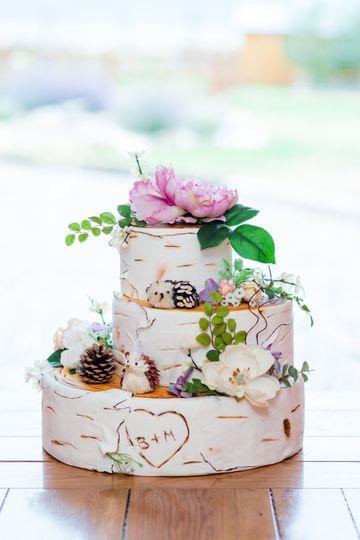 Aspen cake