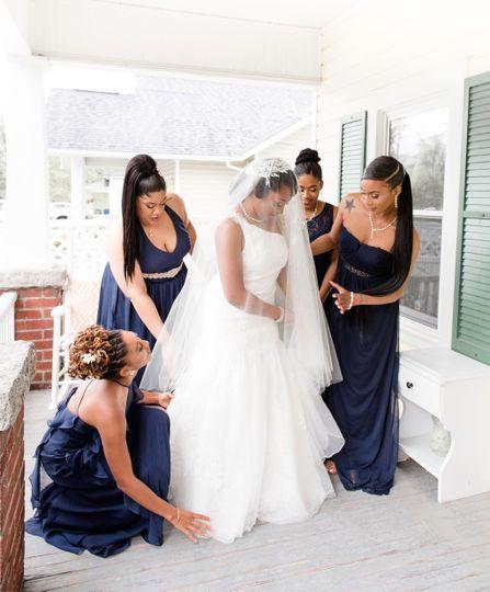 Amazing Bridesmaids!
