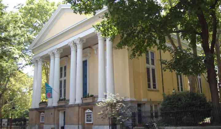 Old Pine Street Presbyterian Church
