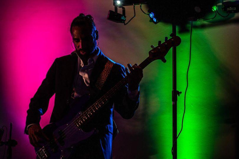 Jay Glaspy - Bass