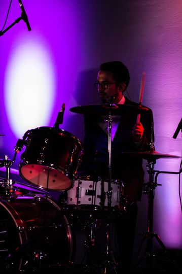 Andrew Contreras - Drums