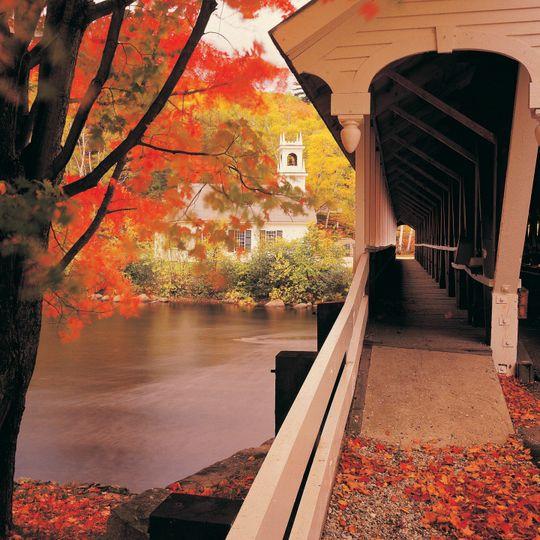 New Hampshire backroads
