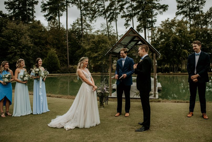 Chapel Hill NC - Wedding