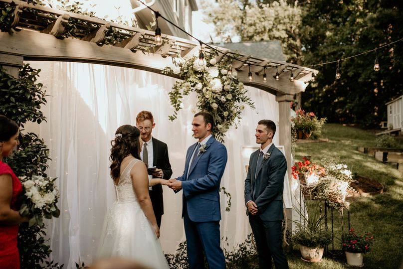 Raleigh Intimate Wedding