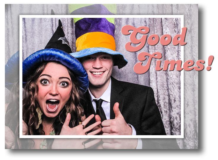 Classic photo booth available!