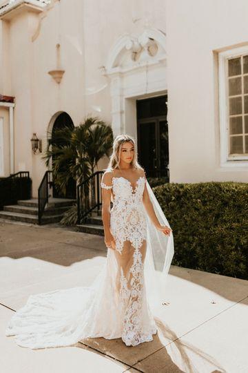 Jessica stockstill custom dress