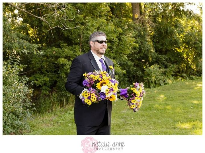 Tmx 1401306979308 Vanessa And Matt  Muskego, Wisconsin wedding florist