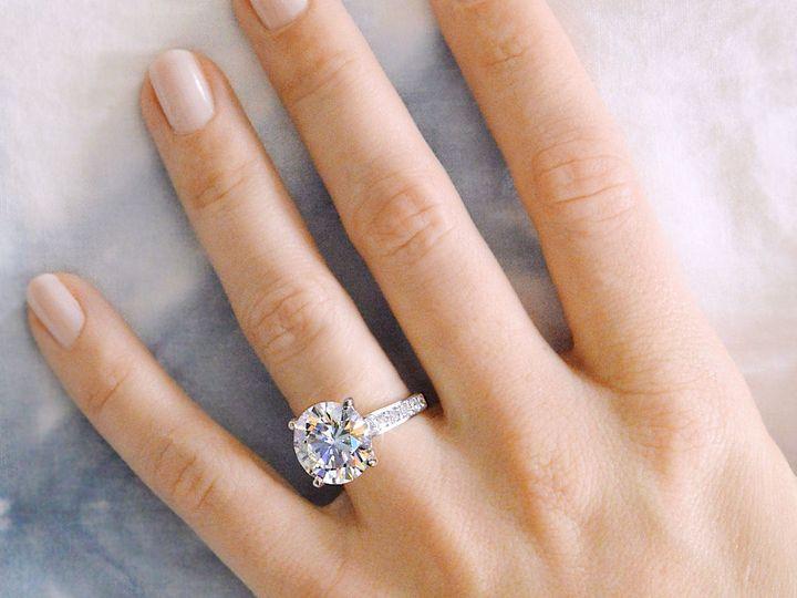 Tmx 1534446929 F7fb7d77b18f4809 1534446928 D63d7eb73296f981 1534446927737 2 7 Carat Round Diam Addison, TX wedding jewelry