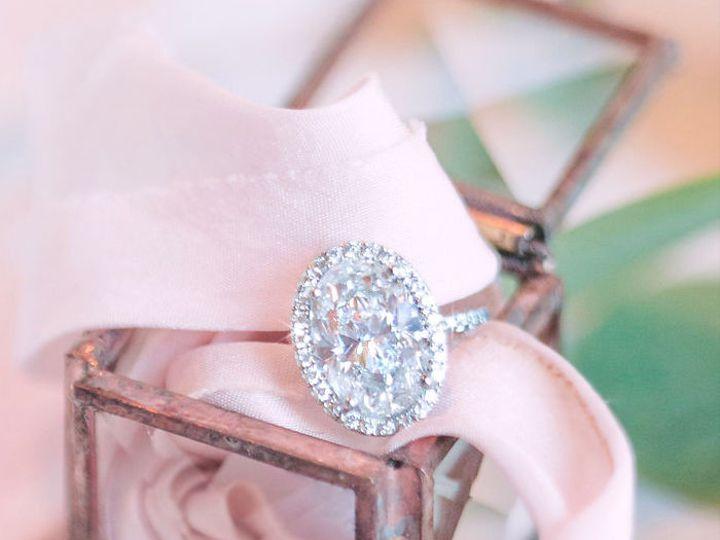 Tmx 1534447189 8cd04f9c74144fc1 1534447188 353a46e0ea7b1e2f 1534447188101 3 Oval Cut Halo Diam Addison, TX wedding jewelry