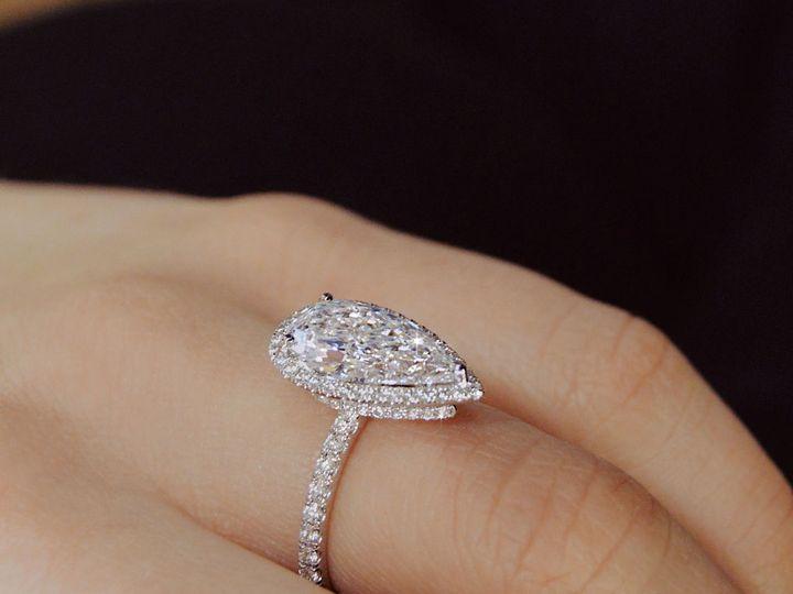 Tmx 1534447229 C07cb56fddf40bdc 1534447227 488acc954e7451bf 1534447227505 5 Pear Shaped Diamon Addison, TX wedding jewelry