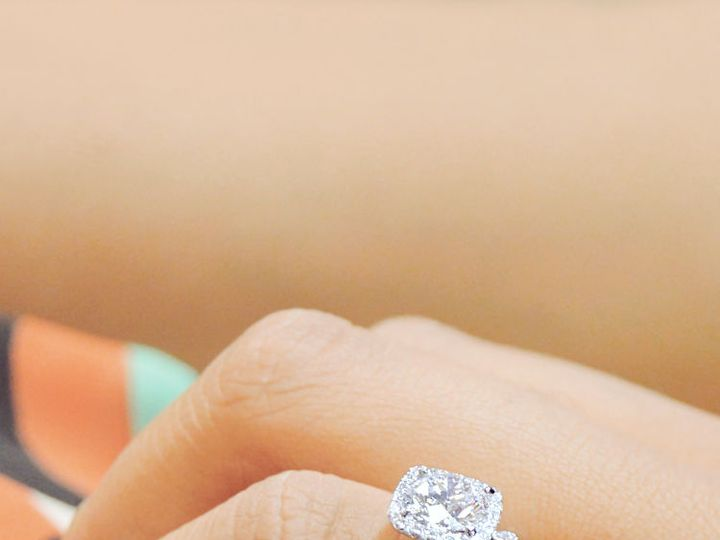 Tmx 1534447341 470f71bf5addb1f6 1534447340 0b620e06a951bca0 1534447340101 11 White Gold Diamon Addison, TX wedding jewelry