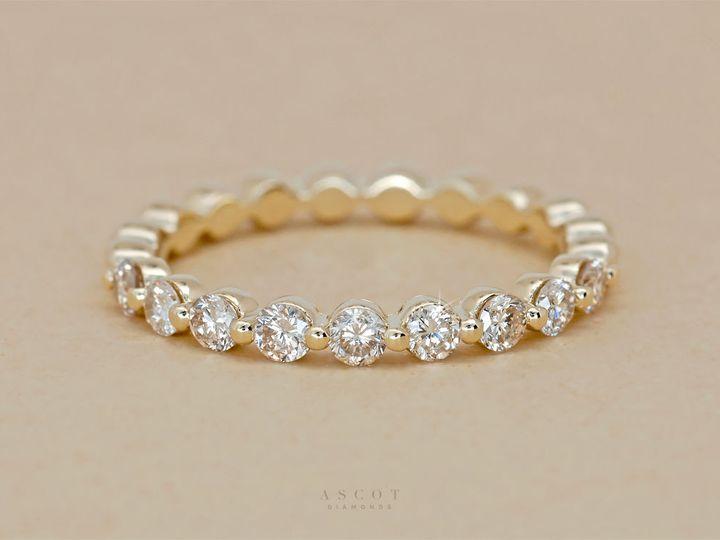 Tmx 1534447356 991ba68cf1056fa0 1534447354 1d79d231547ac16e 1534447354591 12 Yellow Gold Float Addison, TX wedding jewelry