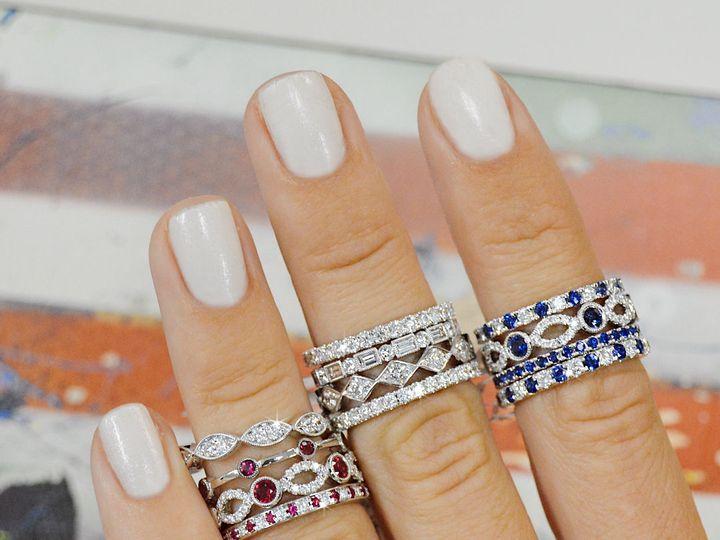 Tmx 1537894551 D1f44c68111db726 1537894550 E06ed21181b92d95 1537894550463 7 Red White And Blue Addison, TX wedding jewelry