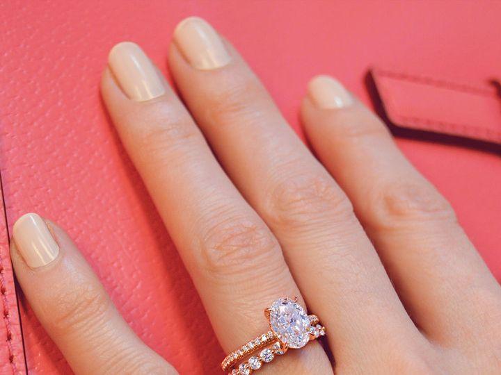 Tmx 1537894603 Be1e037069227729 1537894602 4dce96600bcbdc4e 1537894601668 8 Rose Gold Diamond  Addison, TX wedding jewelry